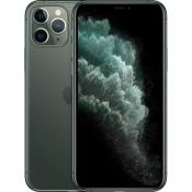 Смартфон Apple iPhone 11 Pro 256 ГБ темно-зеленый (MWCC2RU/A)