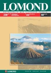 Односторонняя Глянцевая фотобумага для струйной печати, A3, 230 г/м2, 50 листов