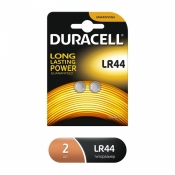 Батарейки Duracell таблетка LR44 (2 штуки в упаковке)