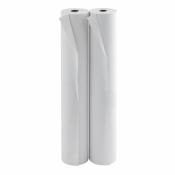 Ролик для принтеров из офсетной бумаги ProMega 420 мм (диаметр 70 мм, намотка 49-50 м, втулка 18 мм, без перфорации)