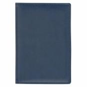 Ежедневник недатированный Attache Вива искусственная кожа А5 176 листов синий (148x218 мм)