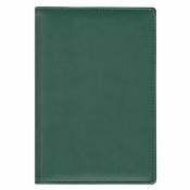 Ежедневник недатированный Attache Вива искусственная кожа А5 176 листов зеленый (148x218 мм)