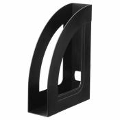 Вертикальный накопитель Attache Респект пластиковый черный ширина 70 мм