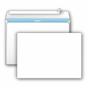 Конверт почтовый  C4 (229x324 мм) белый удаляемая лента (250 штук в упаковке)