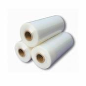 Стретч-пленка для машинной упаковки 23 мкм x 50 см x 1500 м (вес 16 кг, престрейч 180%)