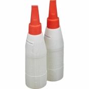 Клей канцелярский жидкий Polipax 75 мл пластиковый аппликатор