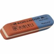Ластик KOH-I-NOOR 6521/40, комбинированный, каучуковый