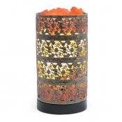 Лампа соляная Stay Gold цилиндр 2.5 кг бронза