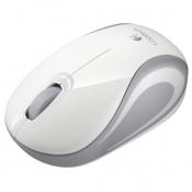 Мышь компьютерная Logitech M187 белая
