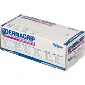 Перчатки медицинские смотровые латексные Dermagrip High Risk нестерильные неопудренные размер L (25 пар в упаковке)