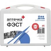 Аптечка первой помощи работникам ФЭСТ (приказ №169н) футляр малый (полистирол)